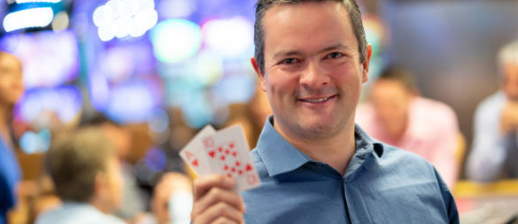 How to Make $50,000 a Year Gambling